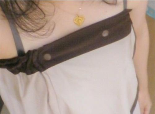 着替え用の巻きタオル